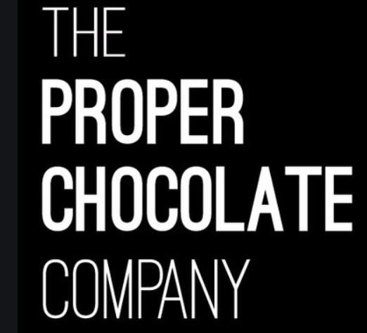 THE PROPER CHOCOLATE COMPANY
