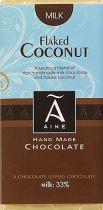 100g Milk Flaked Coconut Chocolat au Lait :
