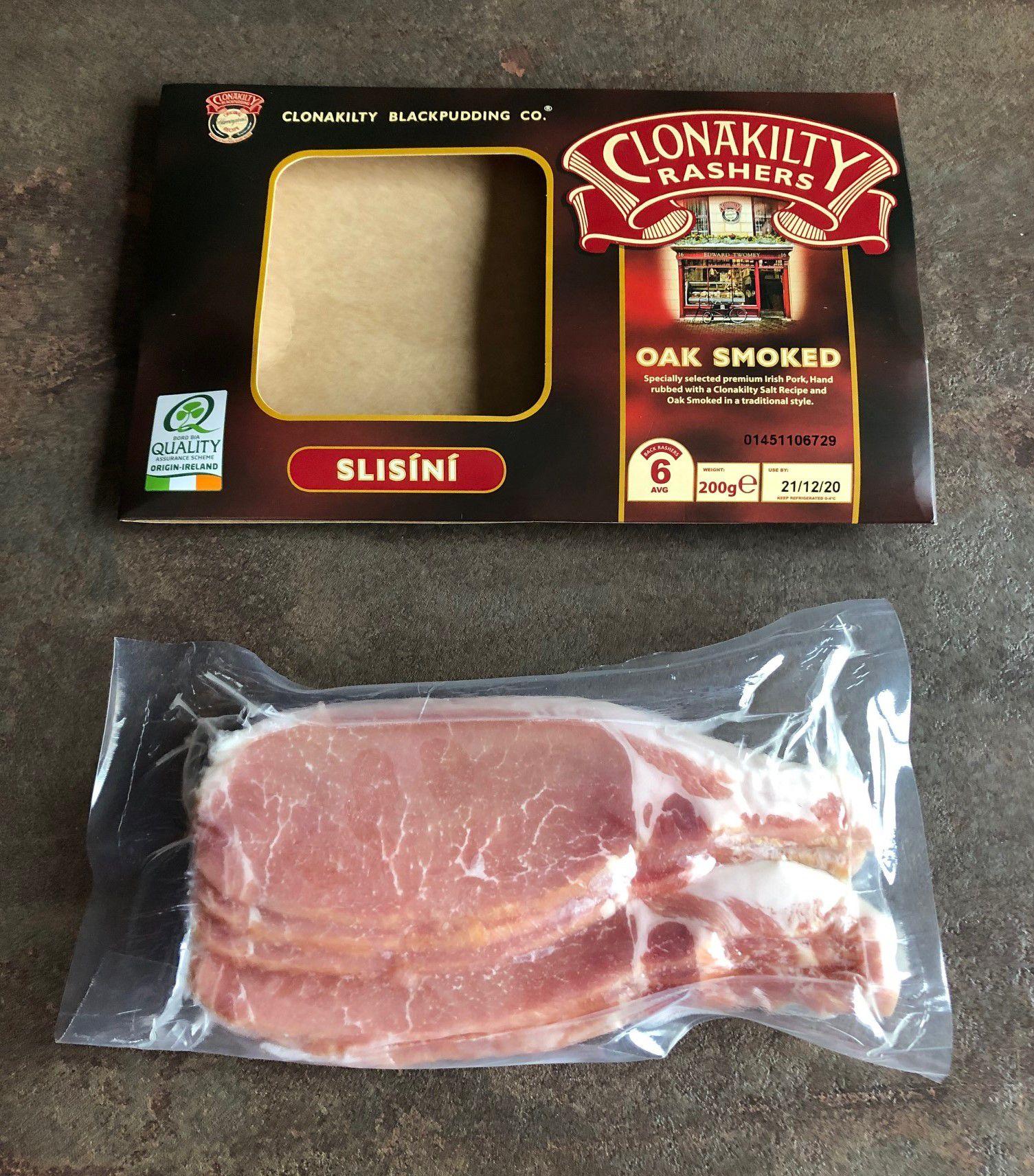 Bacon Irlandais