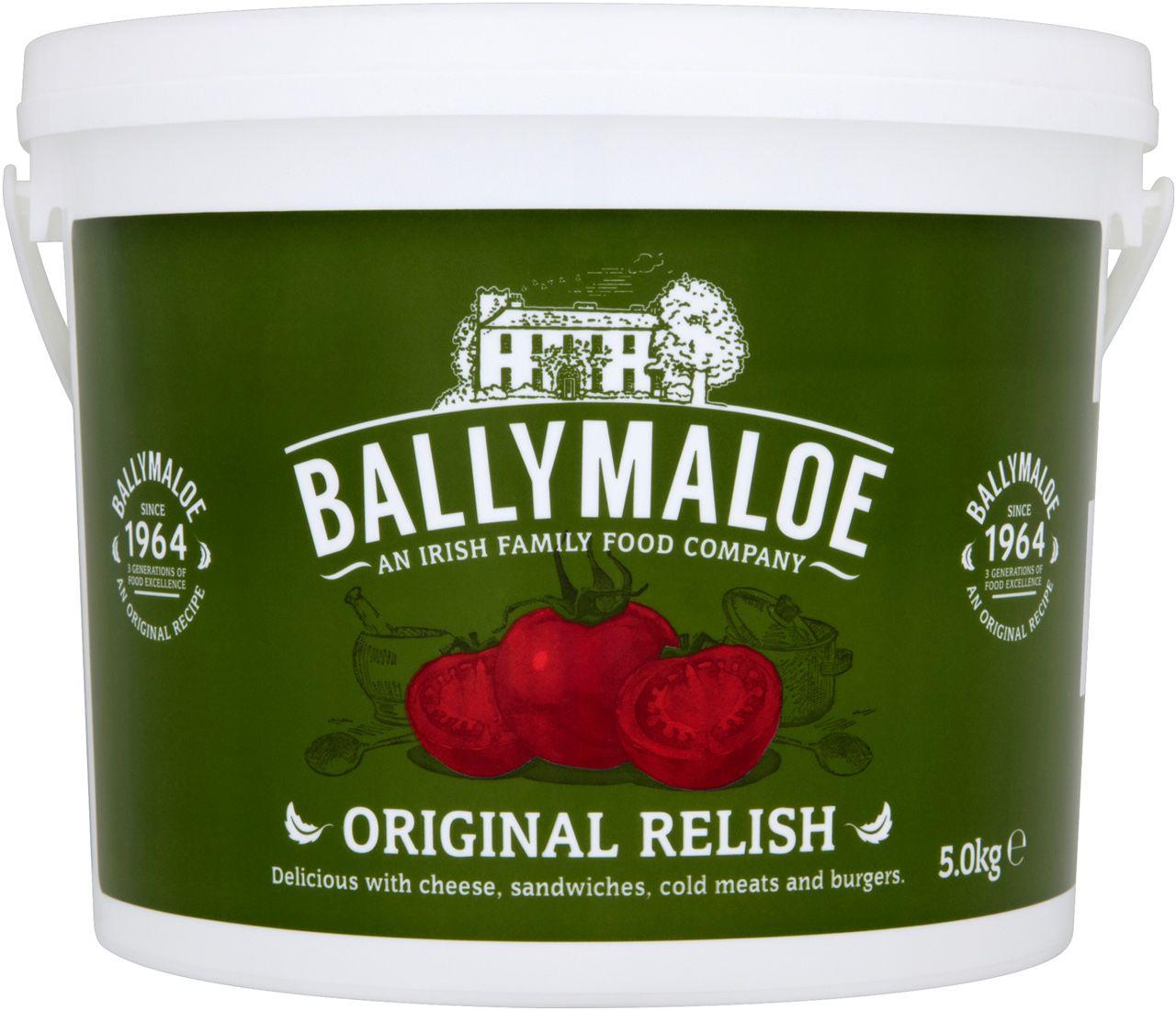 BALLYMALOE COUNTRY RELISH 5 KG