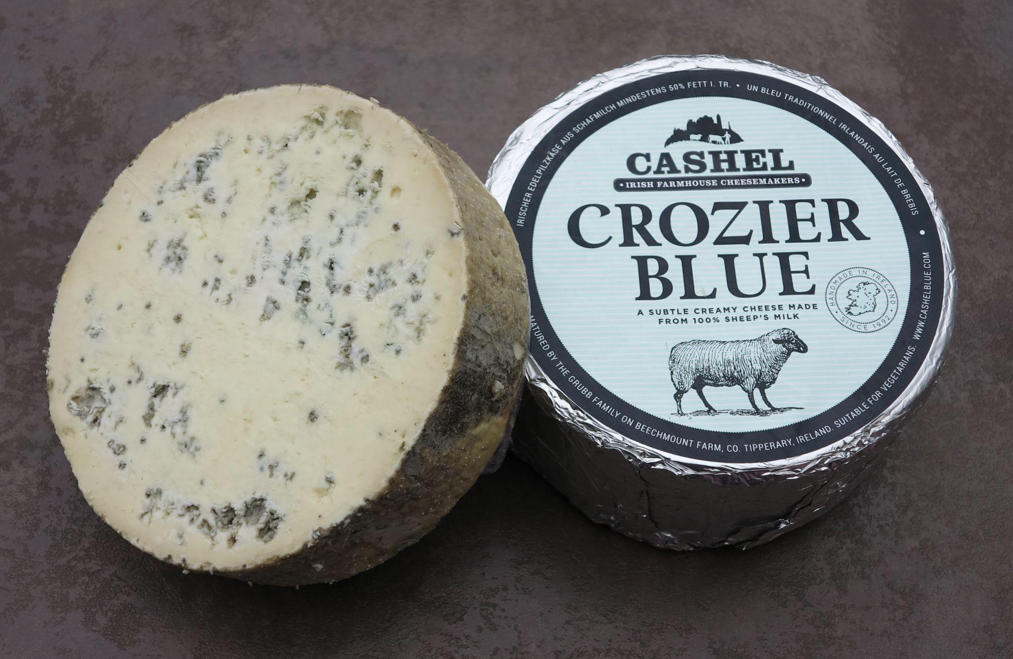 CROZIER BLUE au lait de Brebis