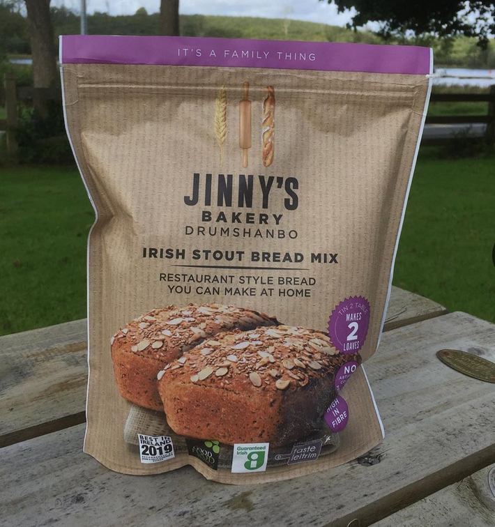 IRISH STOUT BREAD MIX