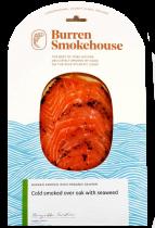 Saumon Fumé aux algues